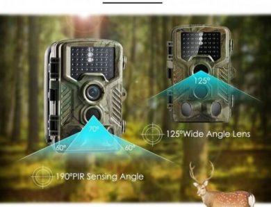 Caméra de chasse infrarouge
