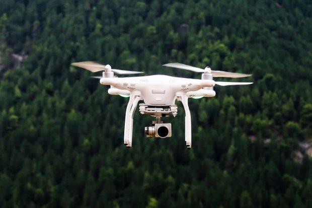 Faire des photos et des vidéos au drone