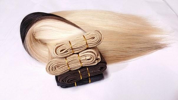 Choisir la meilleure texture d'extensions de cheveux
