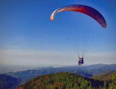 Les meilleurs spots pour effectuer un vol découverte en parapente