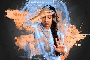 Anxiété et stress menant à la dépression