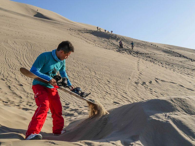 Entreprendre un voyage en Namibie et réaliser des loisirs touristiques