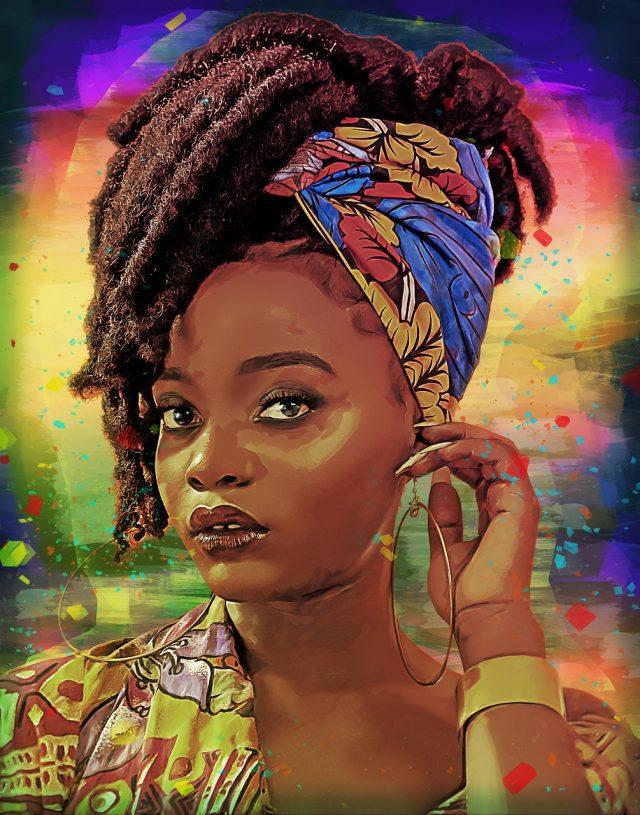 Suivre la mode africaine le wax, pour quelle occasion ?